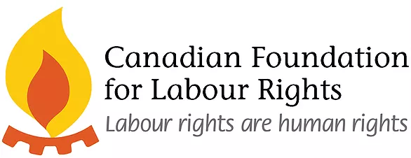 Canadian Foundation for Labour Rights logo