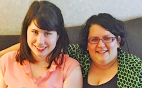 Sarah Morden and Christine Freethy  founded the Save Saskatchewan Libraries Facebook group.